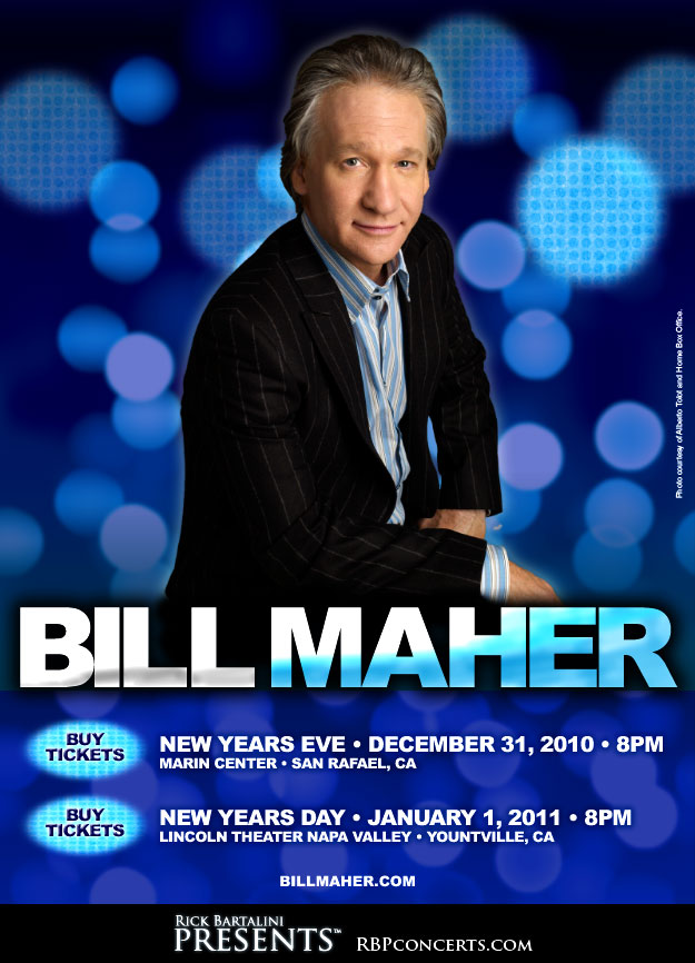 rick-bartalini-presents-bill-maher
